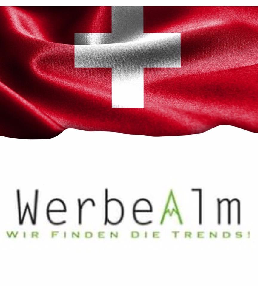 WERBEALM GOES SWITZERLAND