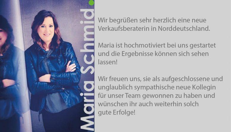 Willkommen auf der Alm – Maria Schmid!